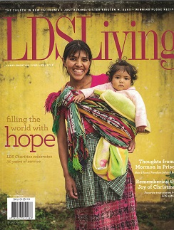 lds living magazine - 244×323
