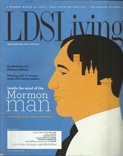 lds living magazine - 255×323