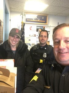 East Bridgewater Police: Thank You for thinking of us