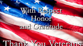 Thank You to Our Veterans, This Year's Tri-Town Bridgewaters Parade, 10 am in West Bridgewater Today