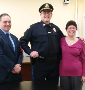 East Bridgewater Police Officer Promoted to Sergeant