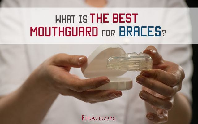 Sports Mouth Guard For Braces 5
