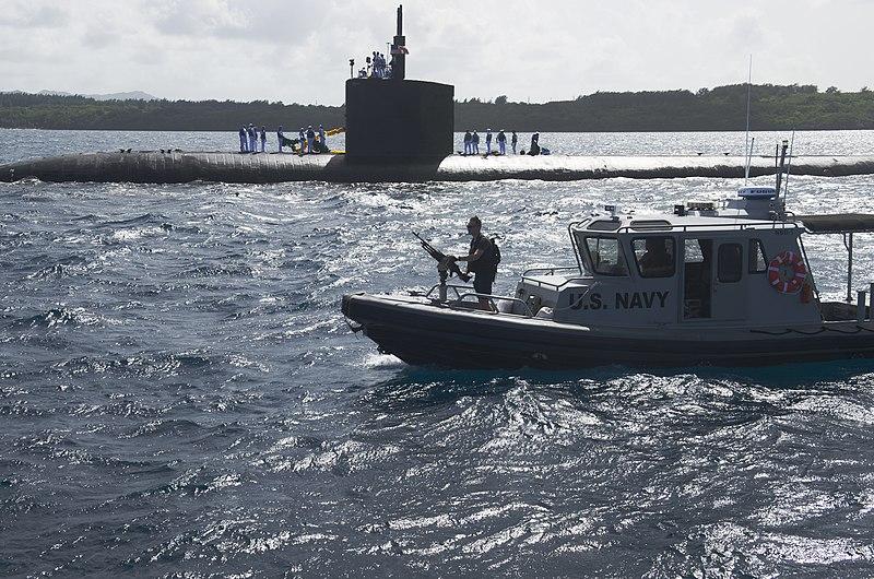 USS Topeka SSN-754 New Navigator!