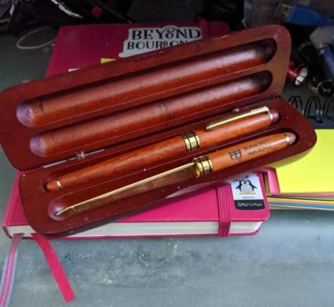 rosewood bmhs pen