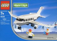 LEGO Holiday Jet (LEGO Air Version) 4032