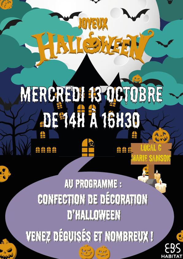 Halloween 13 octobre