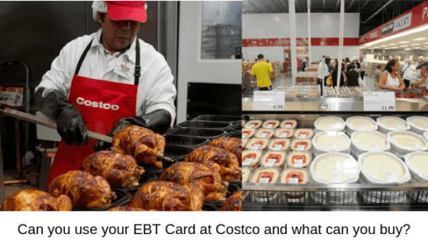 """Can I use my EBT card at Costco?"""