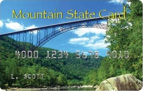 West Virginia EBT Card Balance