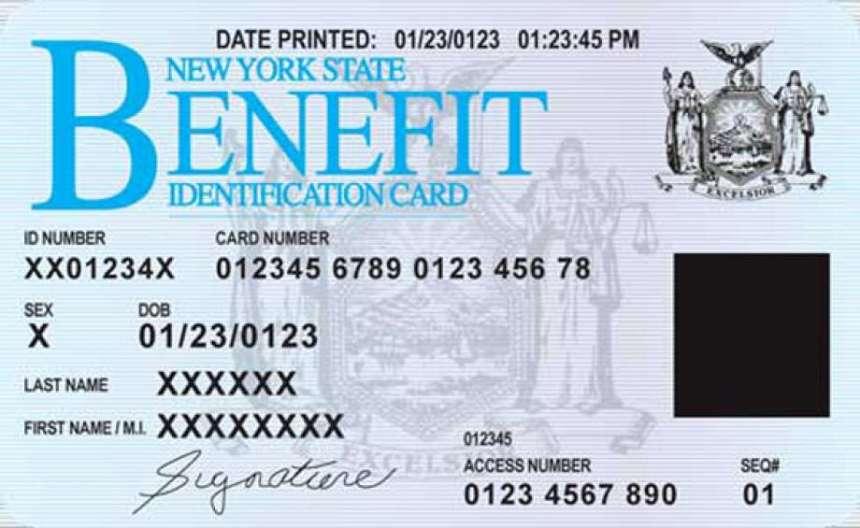 New York EBT Card Balance