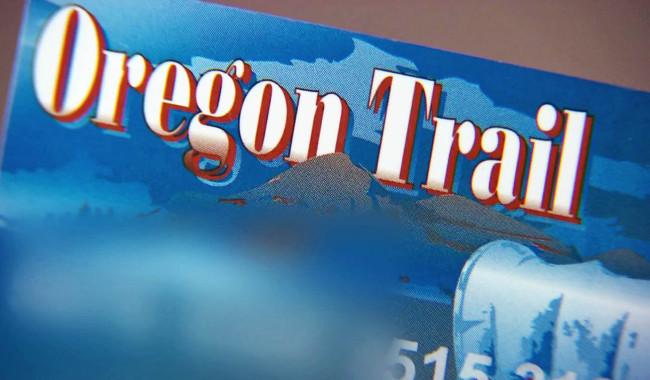 Oregon Trail Card Food List