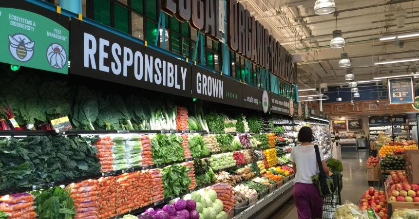 Does Whole Foods take food stamps