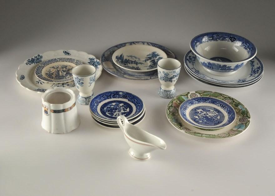 Royal Sometuke Nippon China Plates Ebth