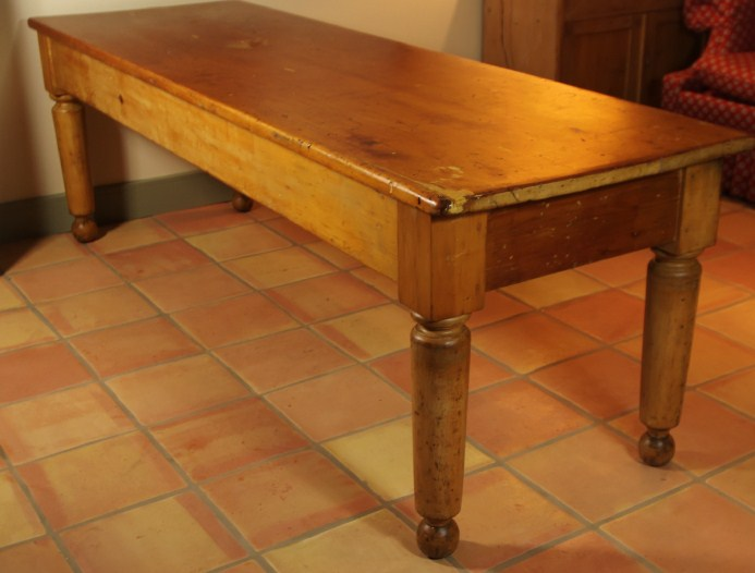 Best Finish For Pine Kitchen Table