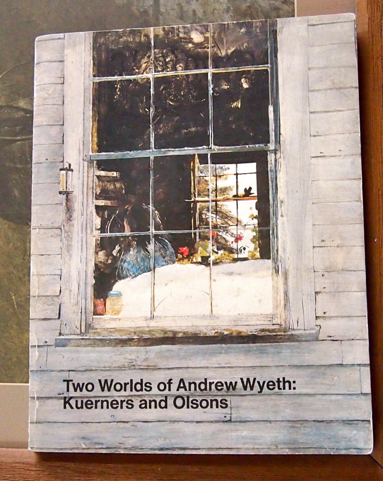 Andrew Wyeth 1976 Metropolitan Museum Of Art Exhibition