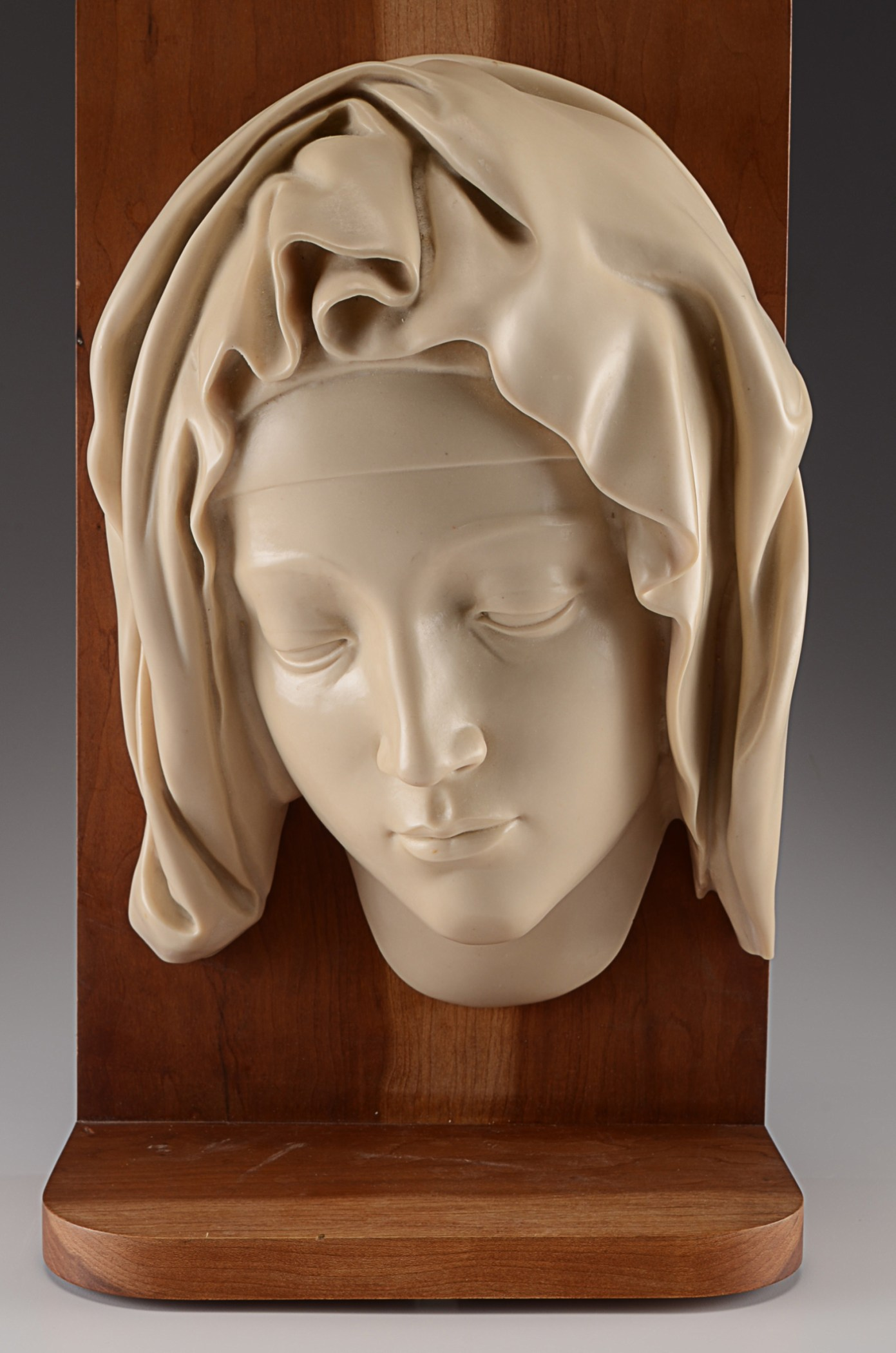 Reproduction Of Head Virgin Mary Pieta