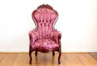 Victorian Style Gentleman's Chair : EBTH