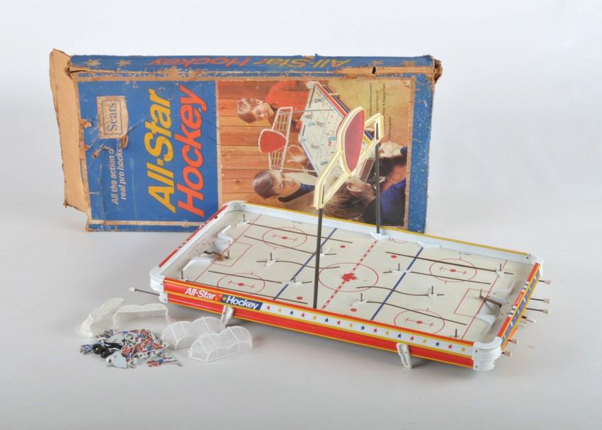 Sears Professional Hockey Game
