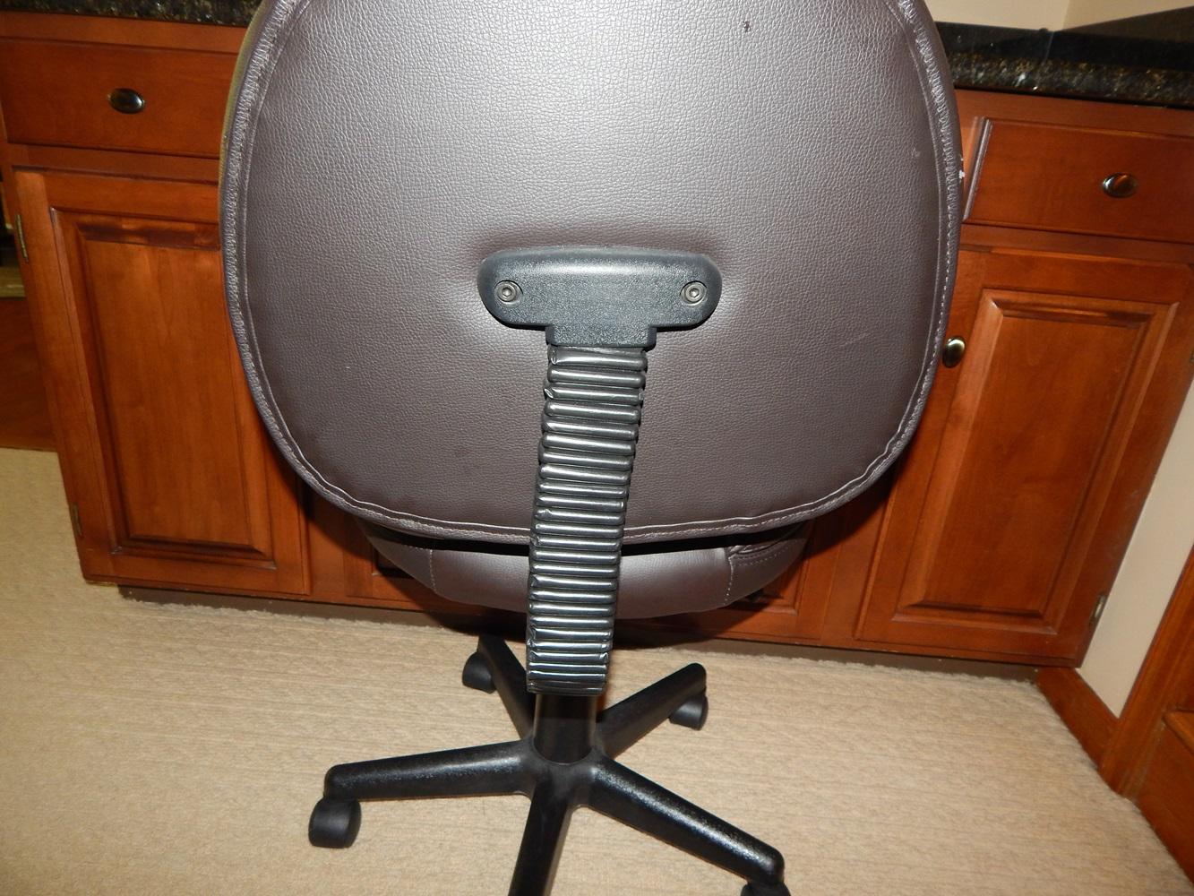 staples turcotte chair brown design book pdf office ebth