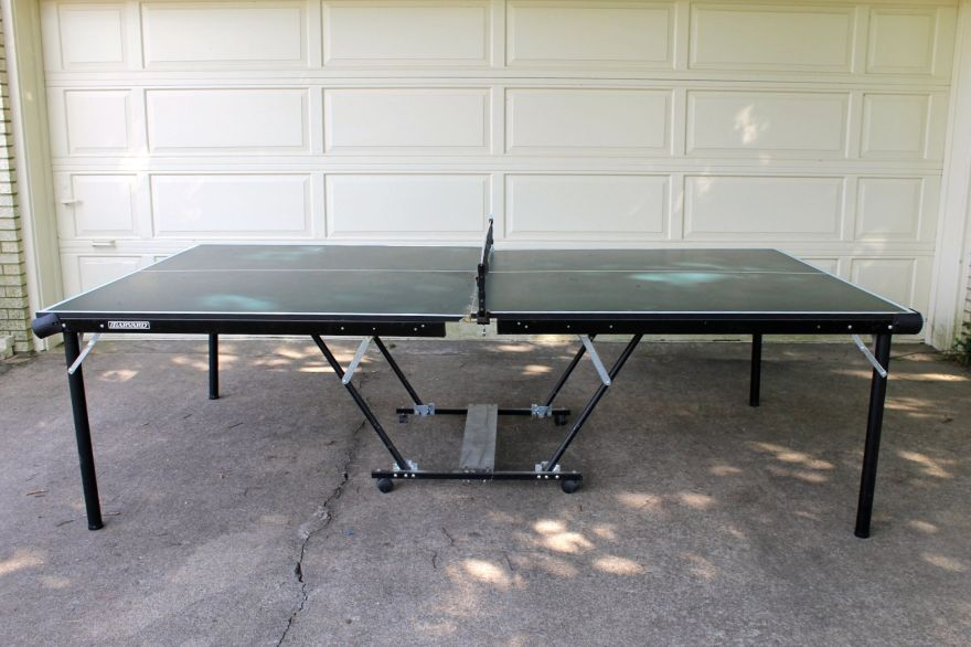 Harvard Folding Ping Pong Table : EBTH