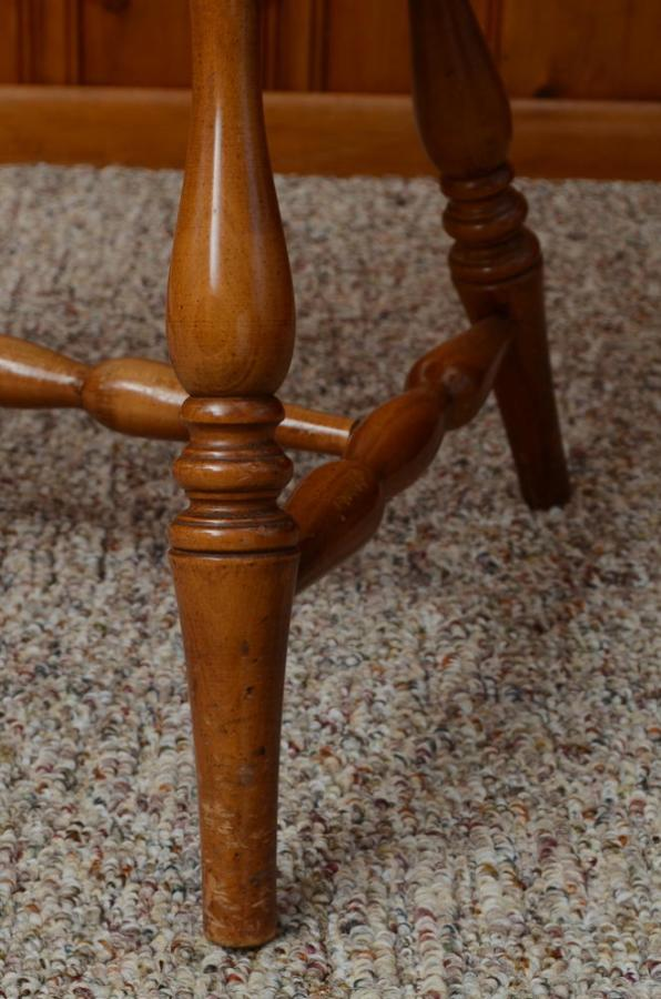 Set Of Two Wood Firehouse Chairs EBTH