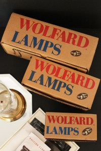 Three Wolfard Glassblowing Co. Oil Lamps and Bases : EBTH
