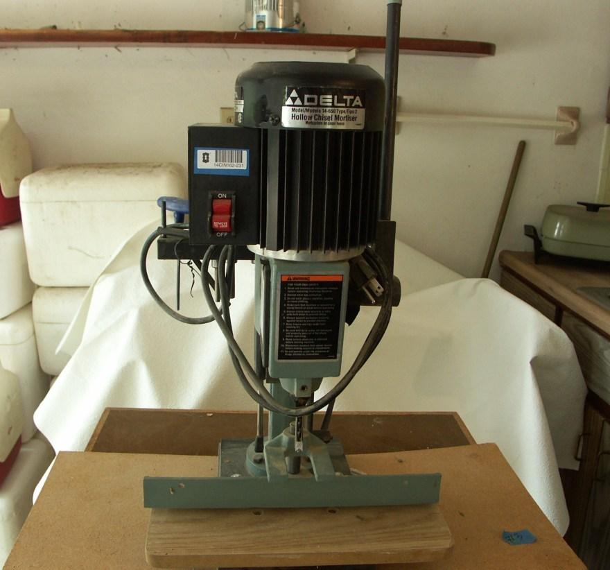 Delta Mortising Machine Parts