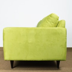 Lime Green Chairs For Sale Rolling Garage Chair Sofa By Younger Furniture Ebth