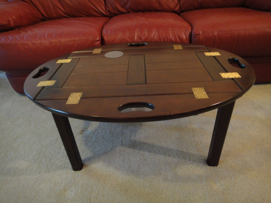 Coffee Table Bombay Company