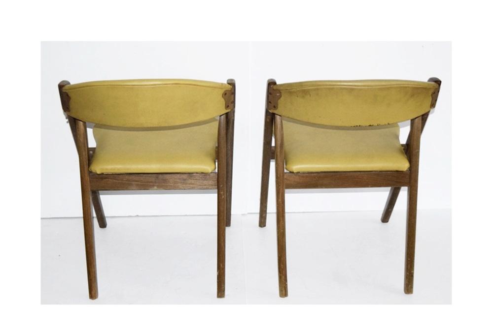 coronet folding chairs office chair yishun four mid-century modern