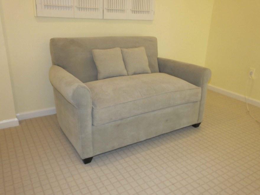 Crate and Barrel Sleeper Sofa Sale