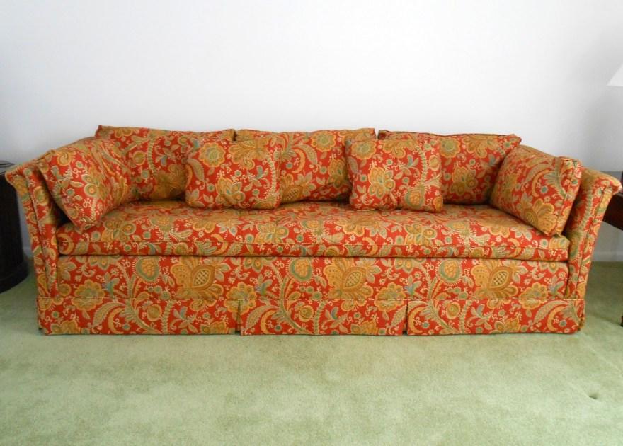 late 1970s sofa and