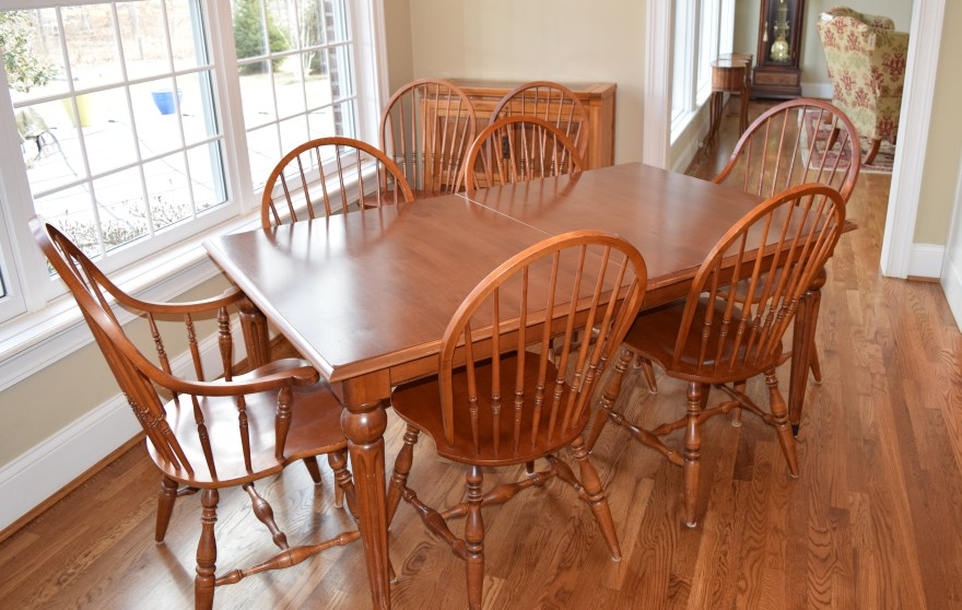 Ethan Allen Dining Room Sets