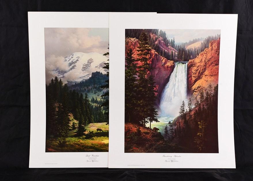 Dalhart Windberg Unframed Prints Ebth