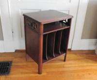 Antique Record Cabinet   Antique Furniture