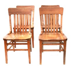 Murphy Chair Company Old Metal Lawn Chairs Tiger Oak Mission Ebth