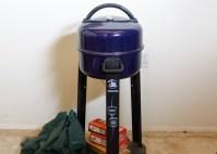 Electric Patio Caddie Char-Broil Grill : EBTH