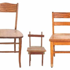 Vintage Wooden Chairs Sofa And Chair Slipcovers Ebth