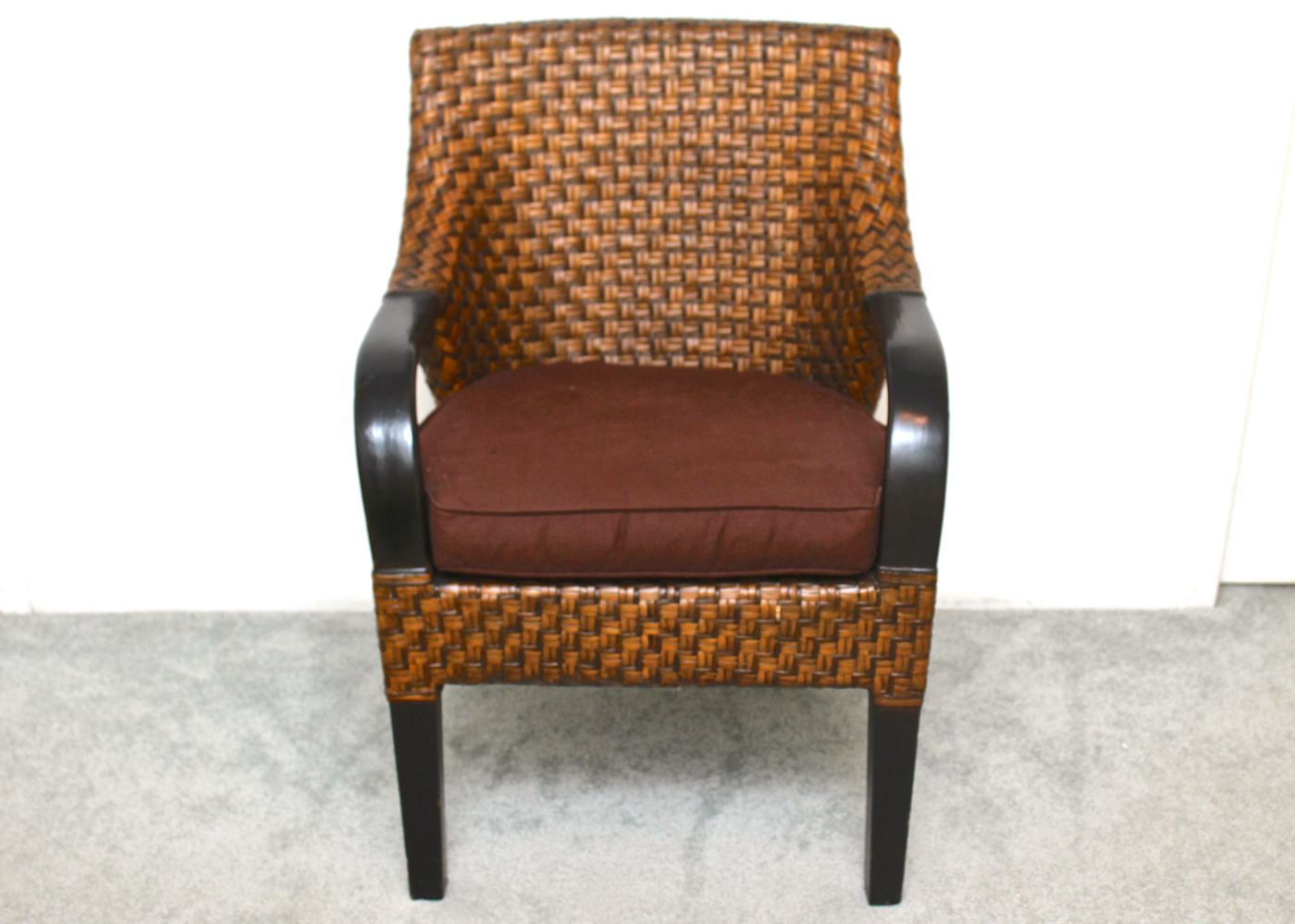 Pier One Wicker Chairs Pier 1 Imports Rattan Chair Ebth