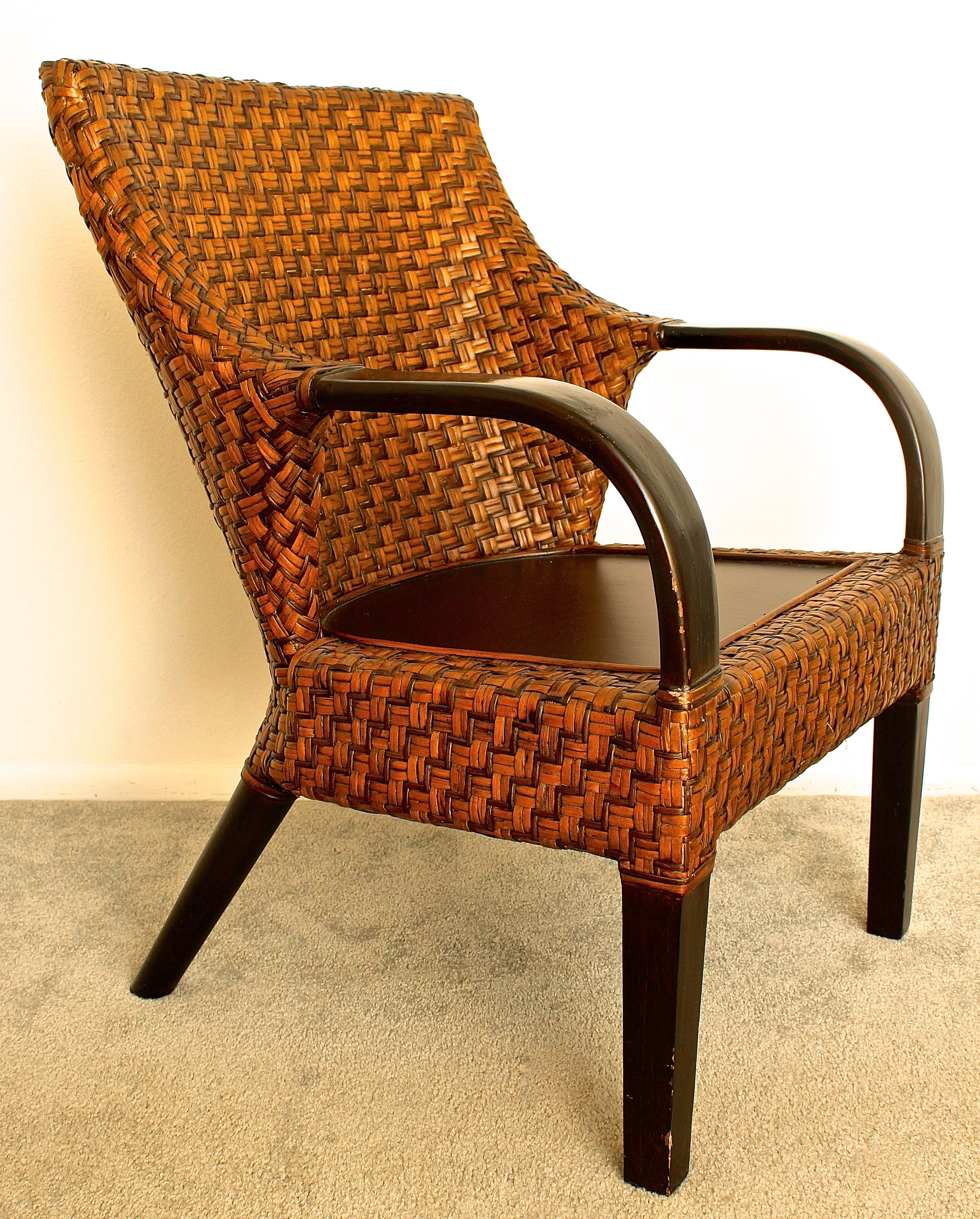 pier one rattan chair office rental 1 imports ebth