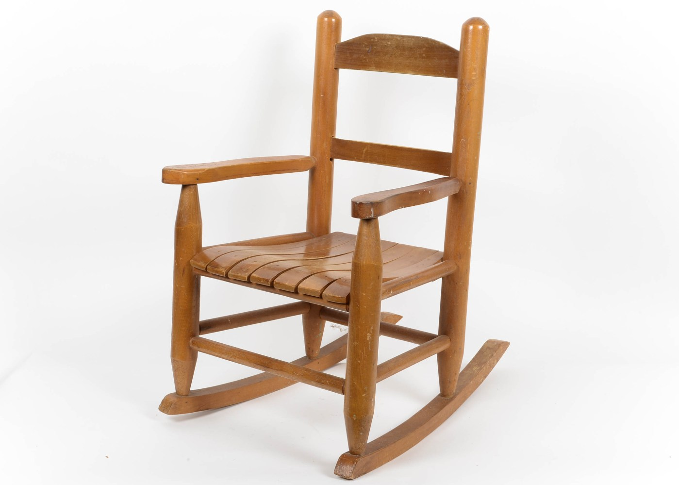 Small Rocking Chair Small Rocking Chair Ebth
