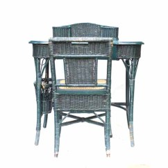 Heywood Wakefield Wicker Chairs Beach Chair Brands Circa 1920s Desk And Ebth