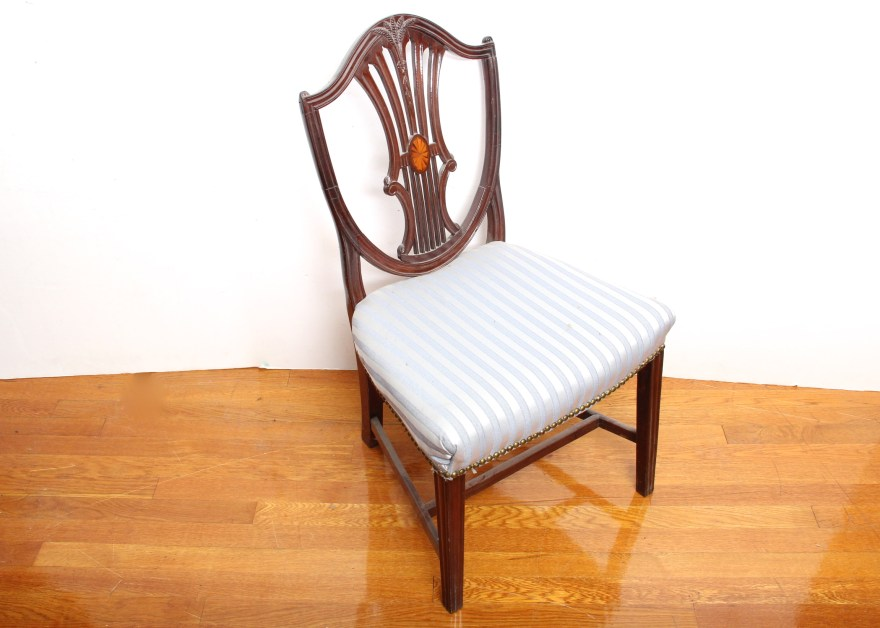 Vintage Federal Style Chair : EBTH