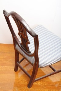 Vintage Federal Style Chair : EBTH