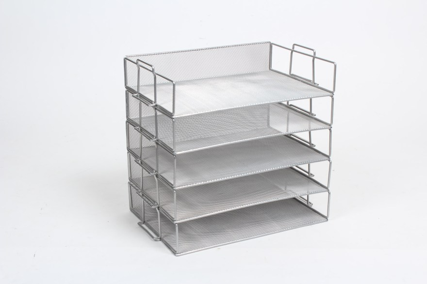 Stackable Desk Trays