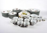 Evesham Dinnerware & Royal Worcester Evesham Gold ...