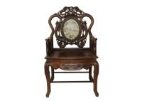 Antique Chinese Throne Chair : EBTH