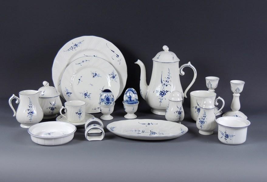 Villeroy & Boch China Tableware : EBTH
