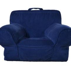 Anywhere Chair Insert Beach Sale Pottery Barn Kids Navy Corduroy Ebth