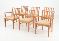 Mid-Century Modern Dining Room Chairs : EBTH