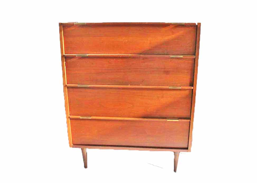 Krug Mid Century Modern Chest Of Drawers EBTH